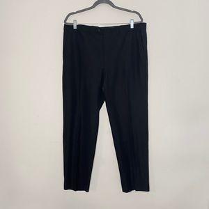 Belissimo Black Men's Dress Pants